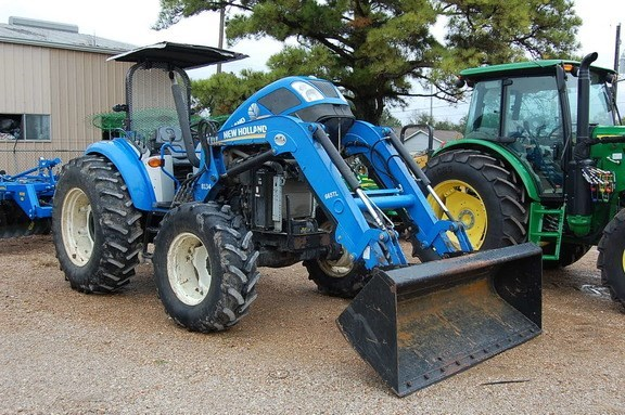 2014 New Holland T4.95A Tractor For Sale