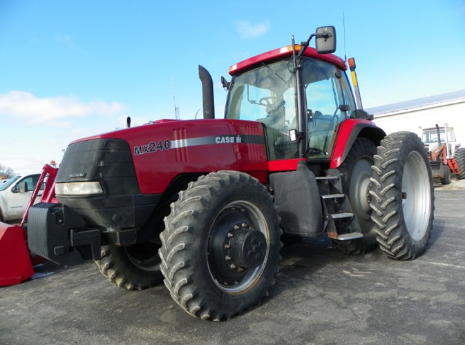 Case IH MX240 Tractor For Sale