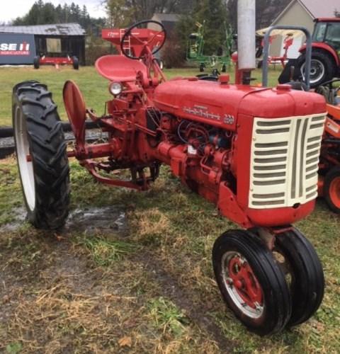 Farmall 230 Tractor For Sale