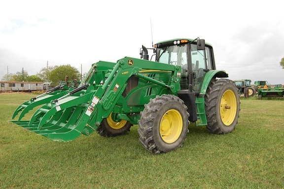 2014 John Deere 6150M Tractor For Sale