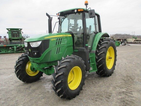 2017 John Deere 6120M Tractor For Sale
