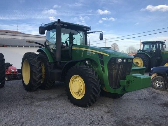 2010 John Deere 8245R Tractor For Sale