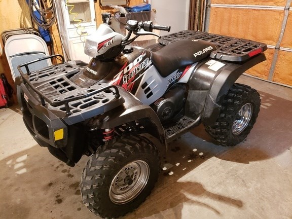 2004 Polaris Sportsman 700 ATV For Sale