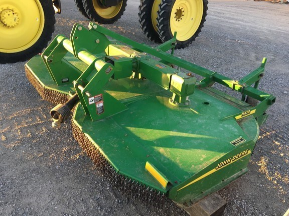 2008 John Deere HX10 Rotary Cutter For Sale