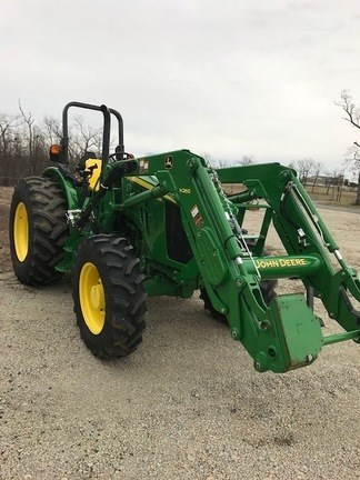 2015 John Deere 5085M Tractor For Sale