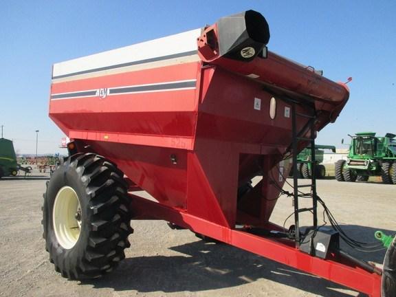J & M 525 Grain Cart For Sale