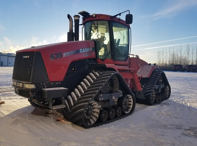 2011 Case IH 535Q Tractor For Sale