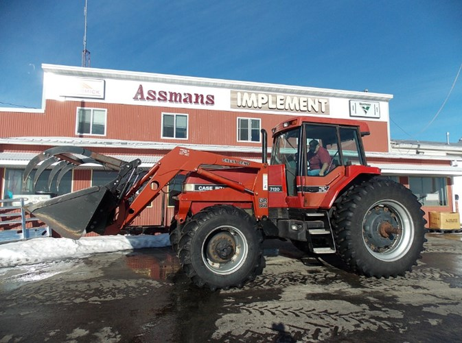 1991 Case IH 7120 Magnum Tractor For Sale
