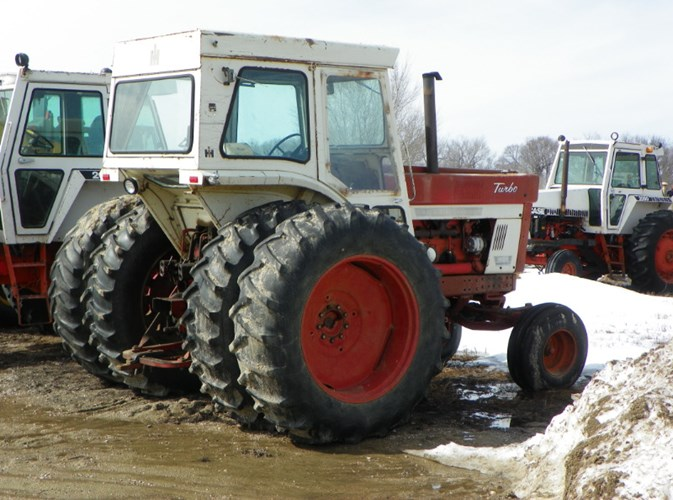 1973 International 1066 Tractor For Sale