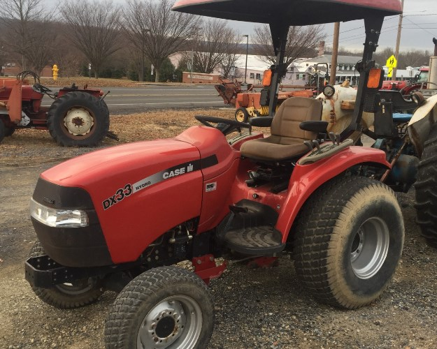 2004 Case IH DX33 Tractor - Compact For Sale