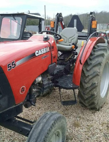 2015 Case IH Farmall 50A Tractor For Sale
