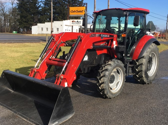 2016 Case IH Farmall 75C Tractor For Sale