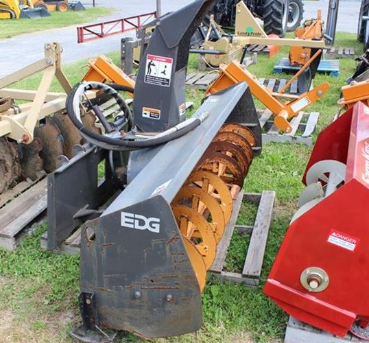Edge by CAE  Skid Steer Attachment For Sale