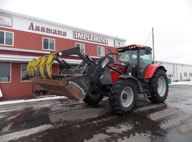 2014 McCormick MTX 120 MFD Tractor For Sale