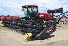 2014 MacDon M155 Windrower For Sale