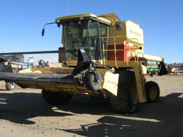 1991 New Holland TR96 Combine For Sale