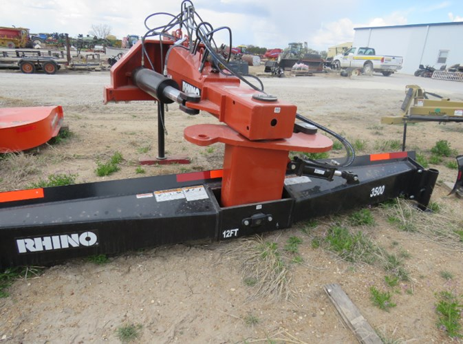 2019 Rhino 3500 Blade Rear-3 Point Hitch For Sale