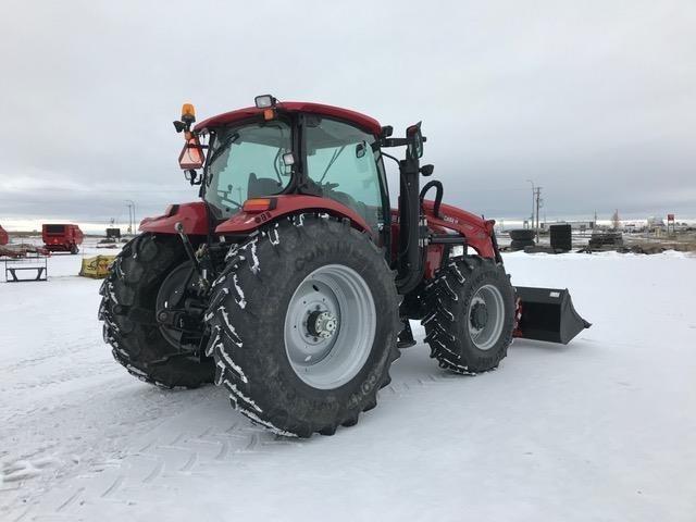2011 Case IH Maxxum 115 Tractor For Sale