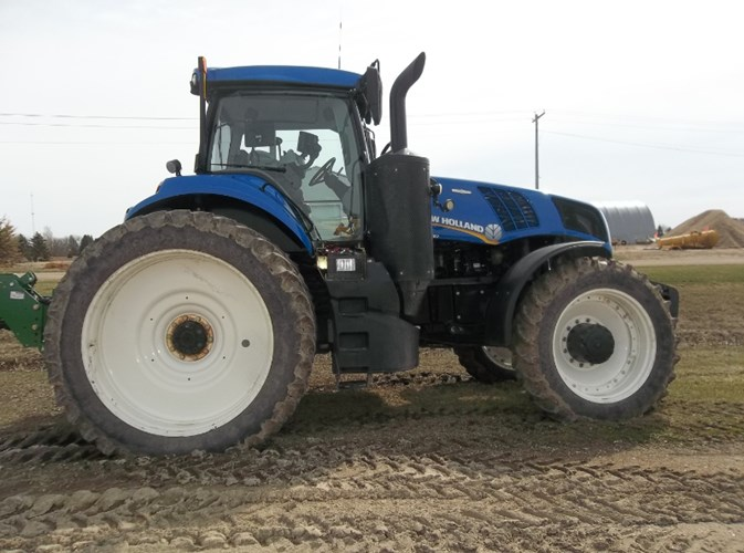 2015 New Holland T8.380 Tractor For Sale