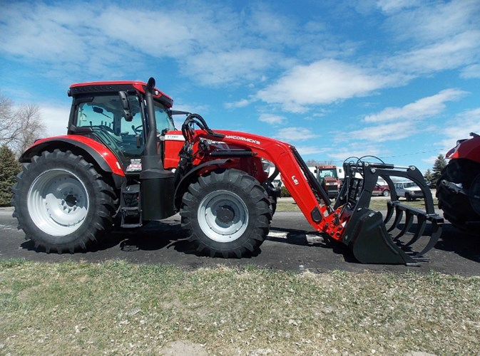 2019 McCormick X7.660 MFD Tractor For Sale