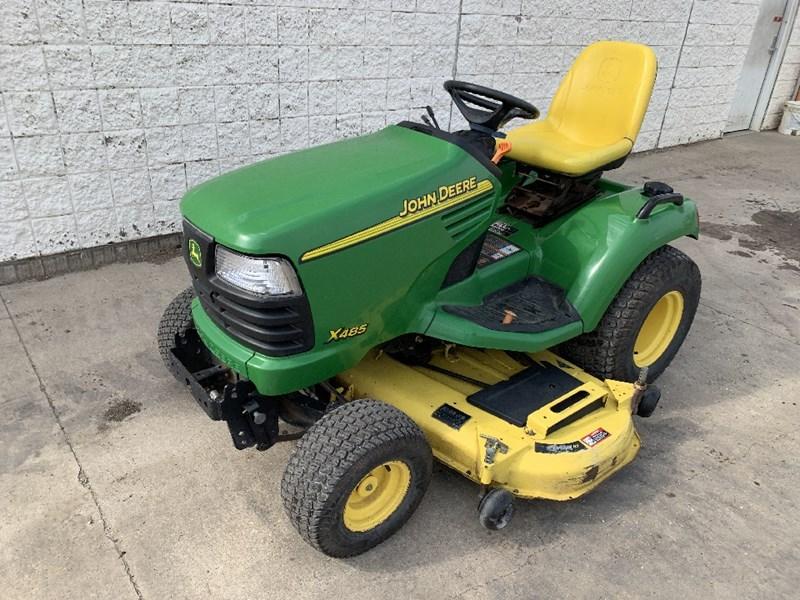 John Deere X485 Riding Mower For Sale 187 Quad Cities Region