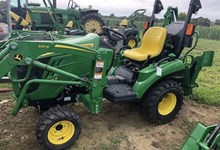 John Deere Equipment Dealer   Sub-Compact Tractors   Compact