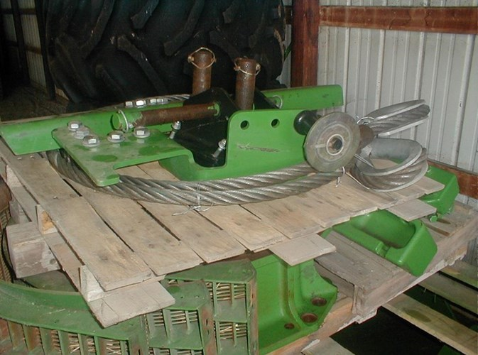 John Deere Pull Cable Attachment For Sale