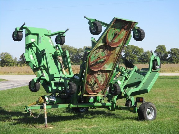 2008 Frontier Fm2120r Finishing Mower For Sale At Watseka