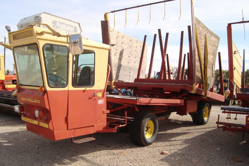 New Holland Super 1049 Bale Wagon Self Propelled For Sale