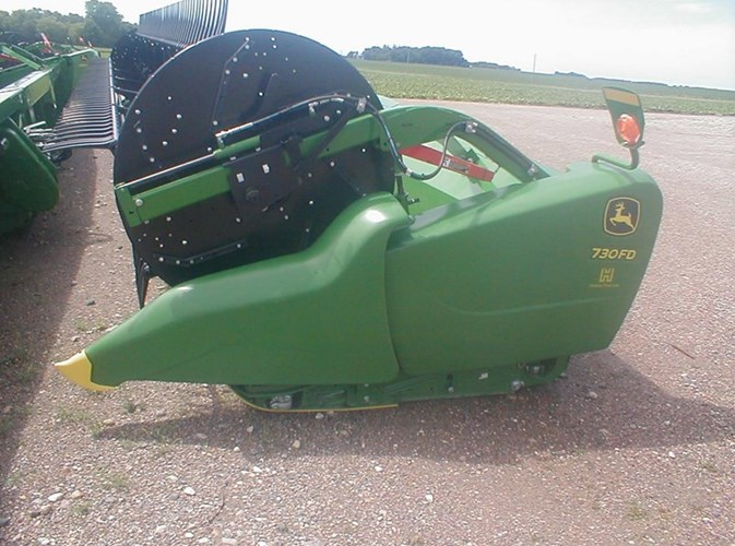 2019 John Deere 730FD Header For Sale