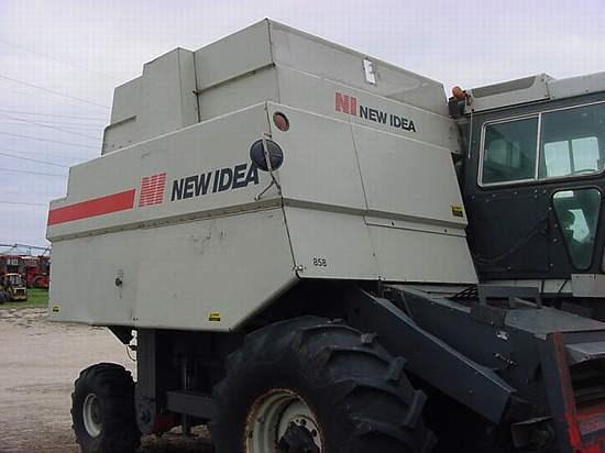 New Idea 858 UNI Misc. For Sale