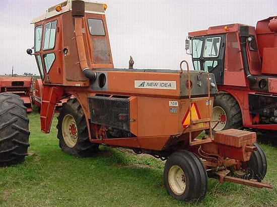 New Idea 708 UNI Power Unit For Sale