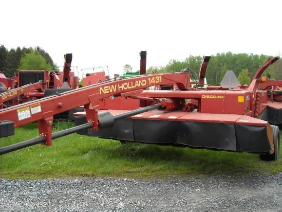 1998 New Holland 1431 Disc Mower For Sale