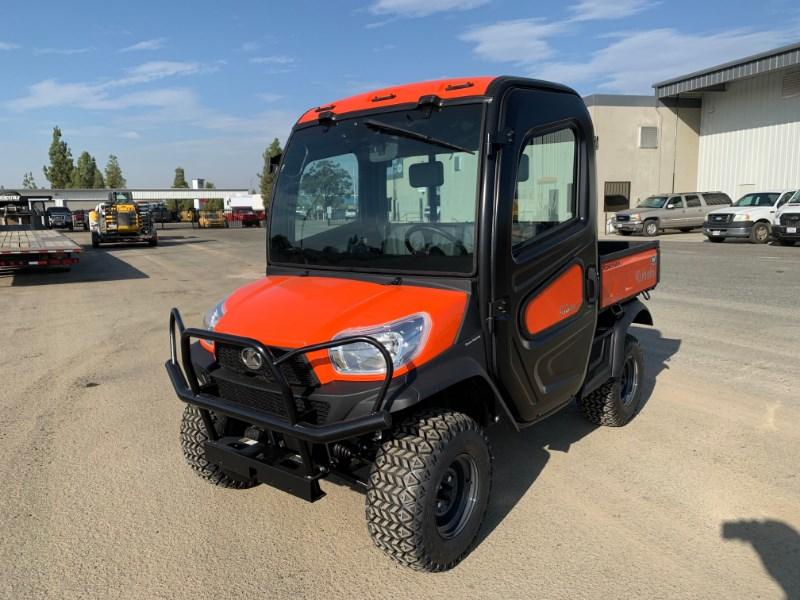 2021 Kubota RTV-X1100 Cab 4WD Utility Vehicle For Sale