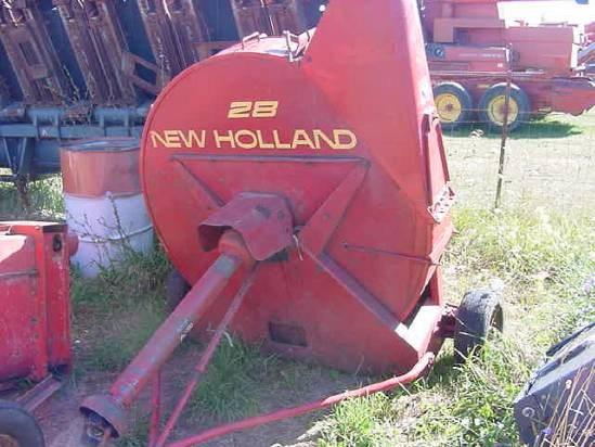 New Holland 28 Forage Boxes and Blowers For Sale