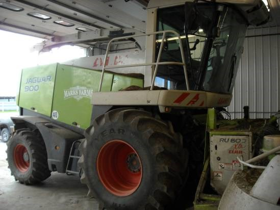 2006 CLAAS 900SP Forage Harvester-Self Propelled For Sale