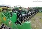2004 John Deere 635F Combine Header-Auger/Flex For Sale