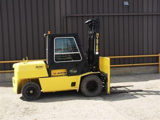 1994 Hyster H100XL Image 2