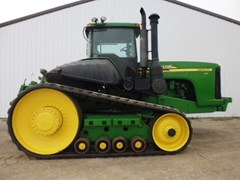 Tractor - Track For Sale 2003 John Deere 9520T , 450 HP