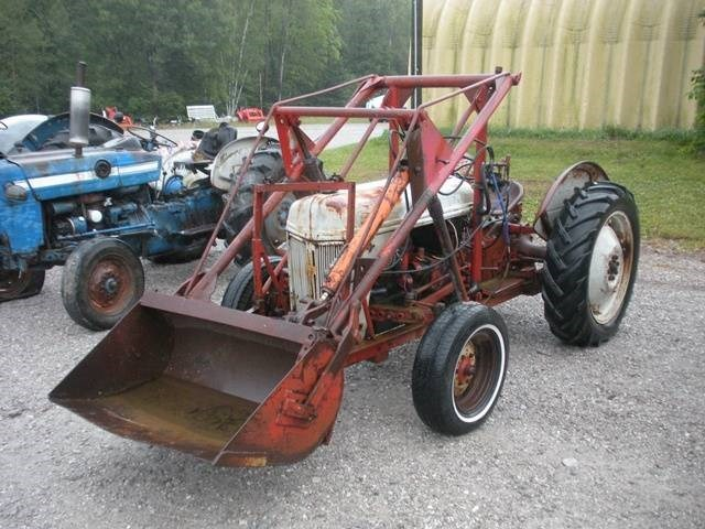 Ford 8N Tractor For Sale