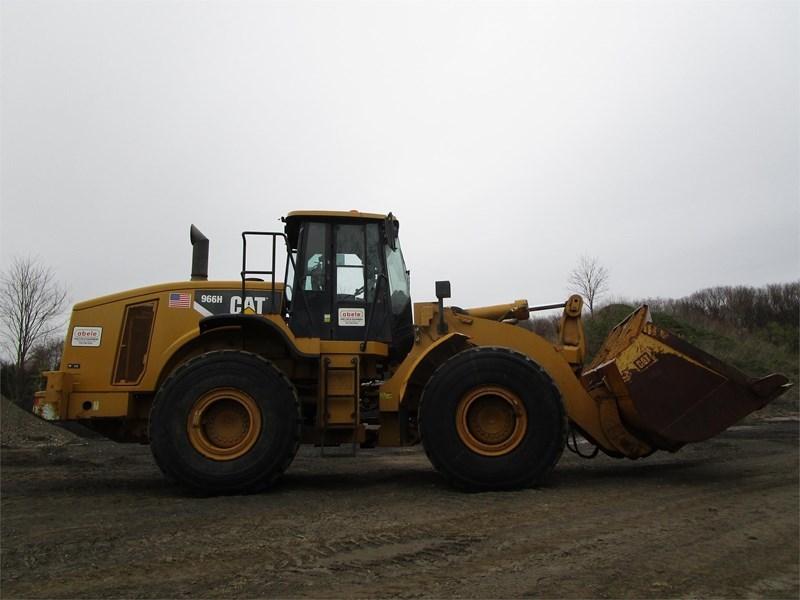 2008 Caterpillar 966H Image 5