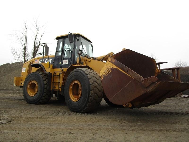 2008 Caterpillar 966H Image 6