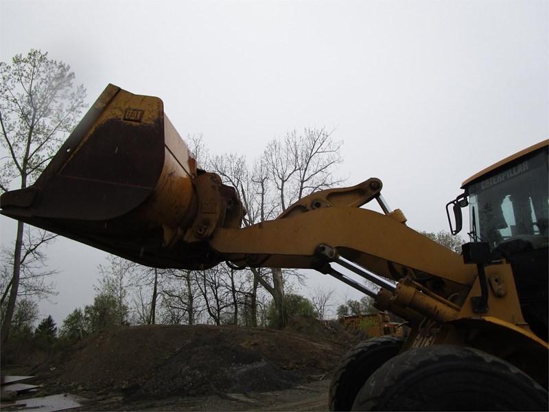 2008 Caterpillar 966H Image 9