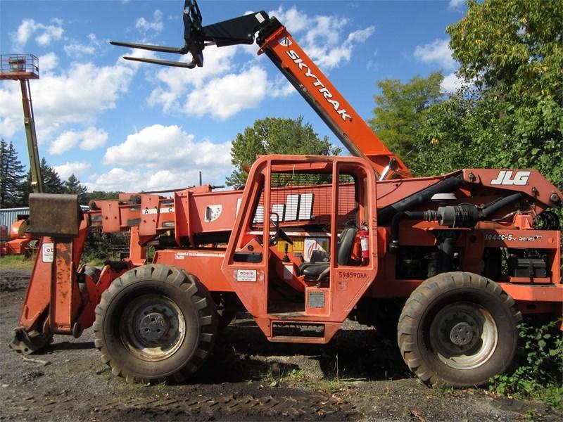 2005 Lull 1044C-54 II Image 2