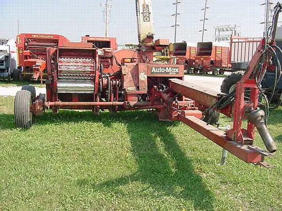 Gehl 1260 Forage Harvester-Pull Type For Sale