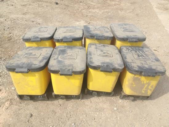 John Deere Insecticide boxes Planter For Sale