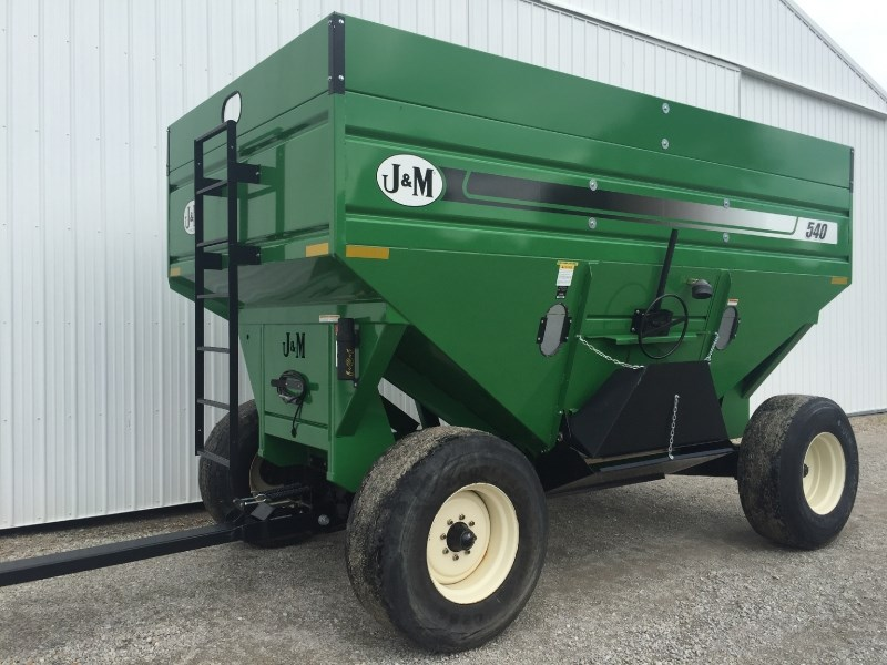 J M 540sd G Gravity Box For Sale Ahw Llc Africa Quality Used