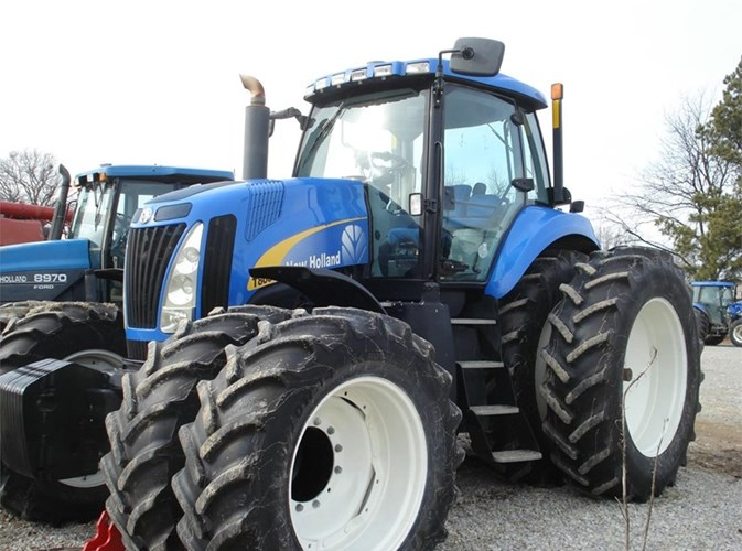 2010 New Holland T8030 Tractor For Sale