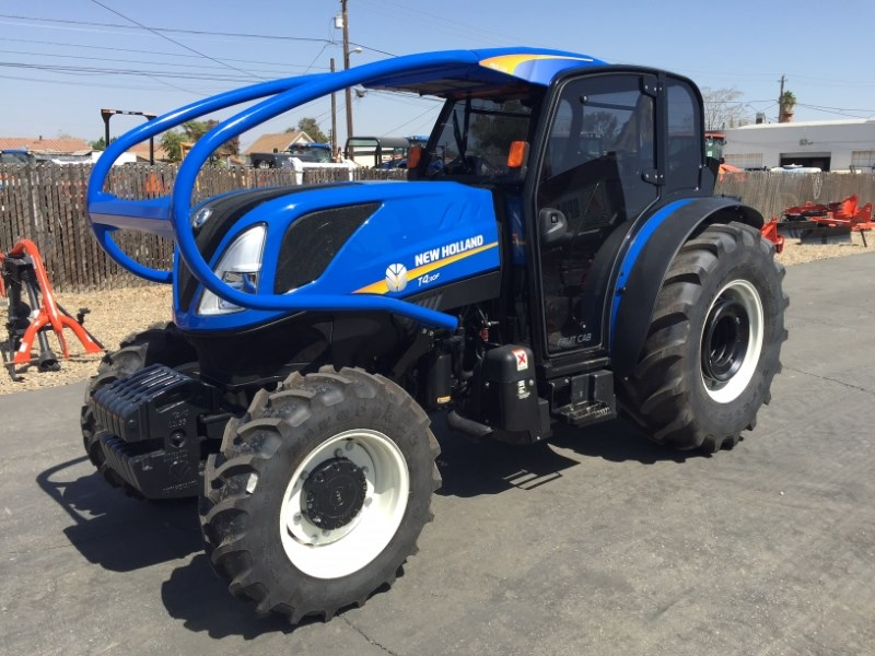 2021 New Holland T4.110F LPC Tractor For Sale