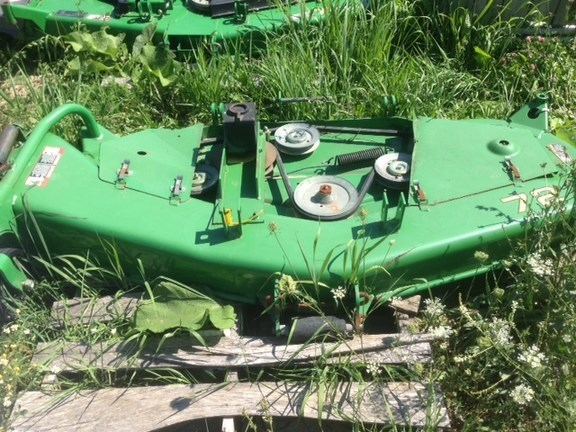 2011 John Deere 72 in 7iron Riding Mower For Sale